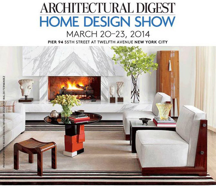 Exceptional Architectural Digest Home Design Show U2013 New York, 20 23 March 2014
