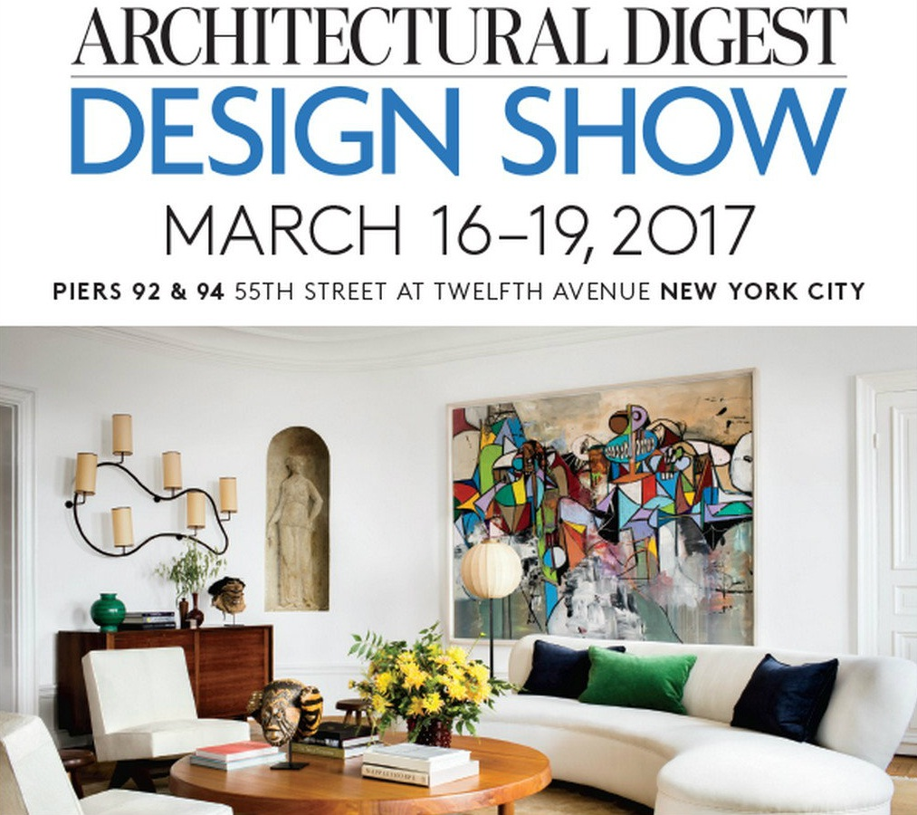 Nice Architectural Digest Home Design Show 16 U2013 19 March 2017