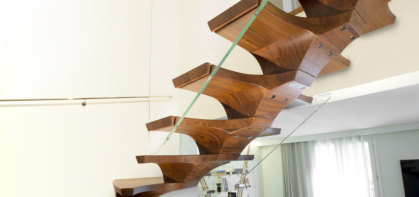 Concorde stair by Marretti