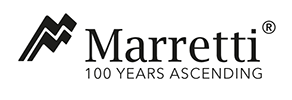 Marretti Sticky Logo