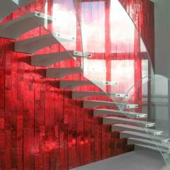 wing-stairs